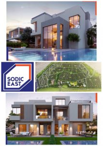 Sodik East New Cairo Compound كمبوند سوديك ايست