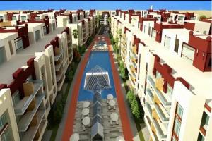 كمبوند بروميناد القاهرة الجديدة Promenade compound New Cairo