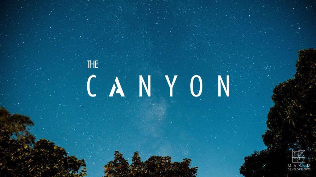 كمبوند ماكسيم the canyon في new cairo
