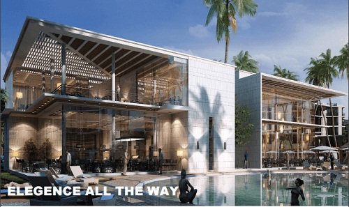 Capital Gate for sale